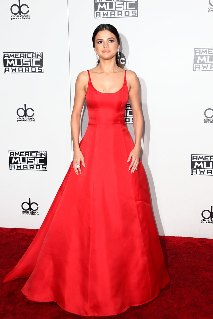 Selena Gomez 1 - American Music Awards 2016: фотографии
