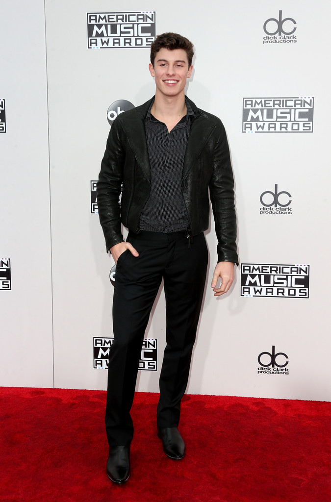 Shawn Mendes 1 - American Music Awards 2016: фотографии