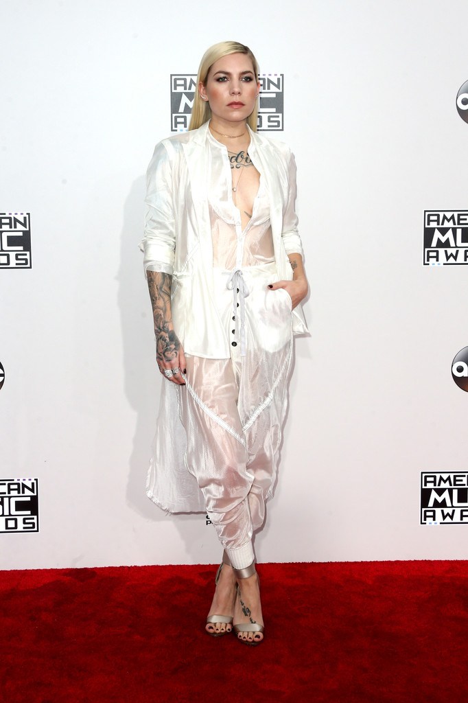 Skylar Grey - American Music Awards 2016: фотографии