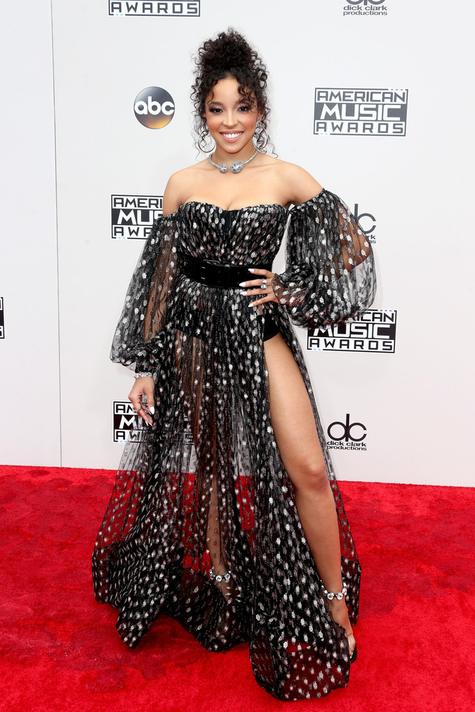 Tinashe 1 - American Music Awards 2016: фотографии