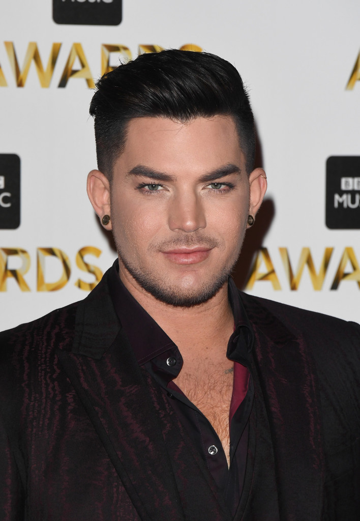 "Adam Lambert - В Британии прошла премия ""BBC Music Awards 2016"""