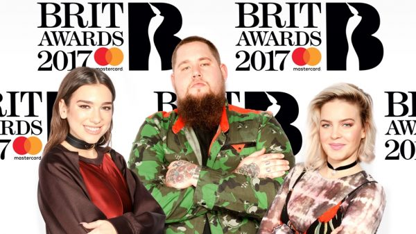 BRITs CC 2017 600x337 - Anne-Marie, Dua Lipa и Rag'n'Bone Man номинированы на Critics' Choice Award 2017