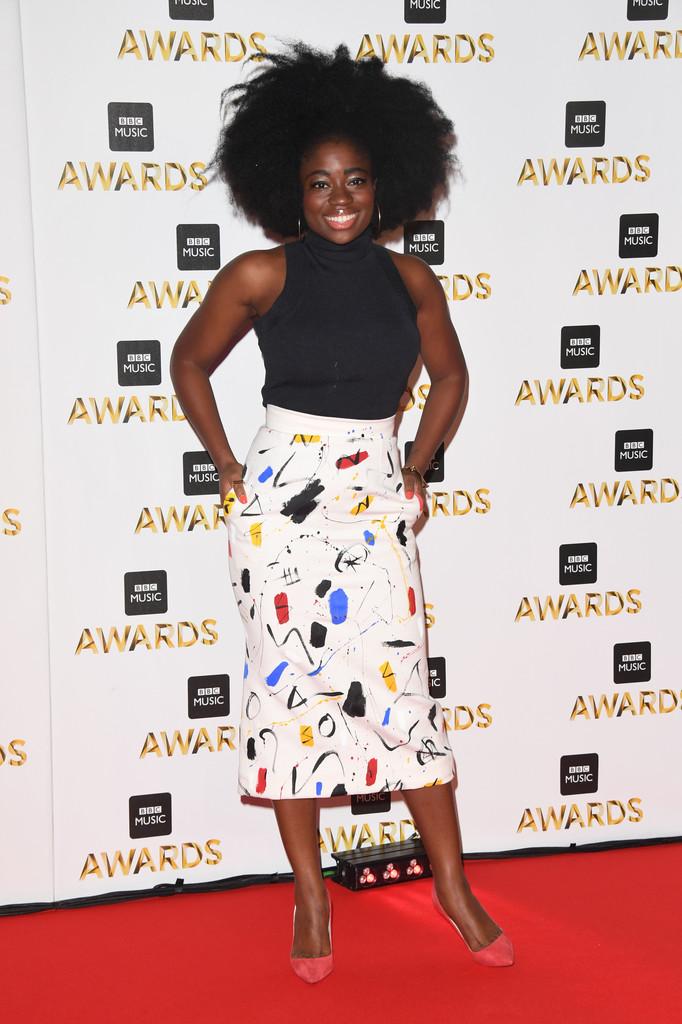 "Clara Amfo - В Британии прошла премия ""BBC Music Awards 2016"""