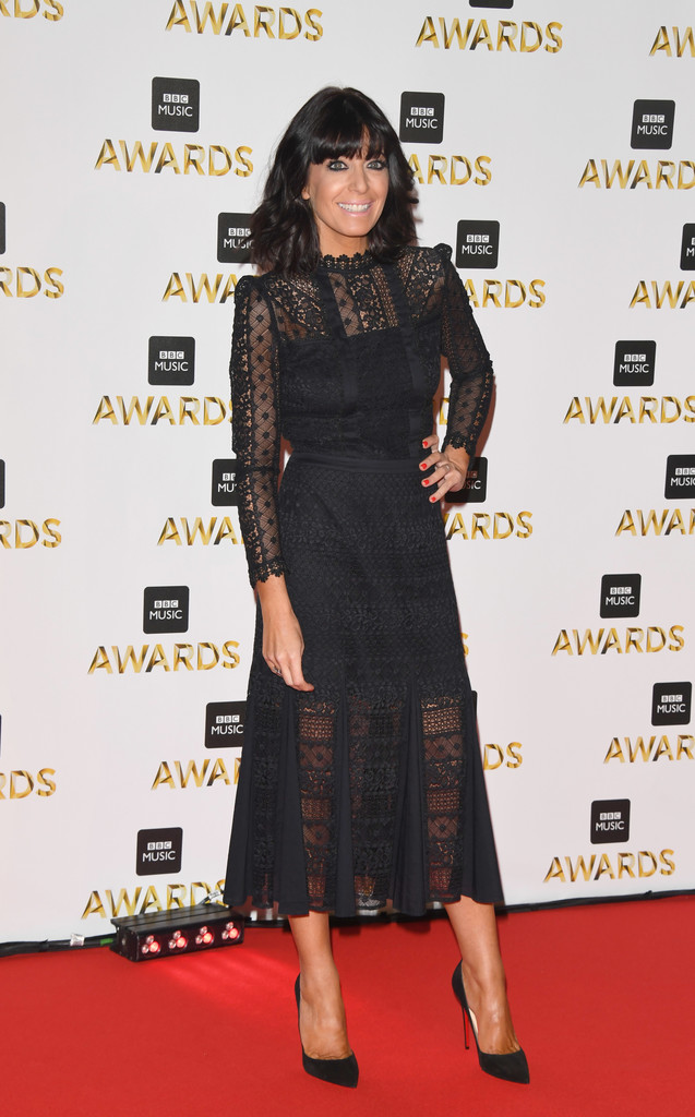 "Claudia Winkleman - В Британии прошла премия ""BBC Music Awards 2016"""