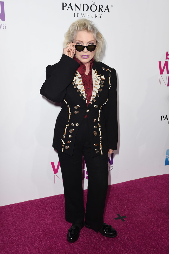Debbie Harry - Billboard вручил награды лучшим женщинам 2016 года