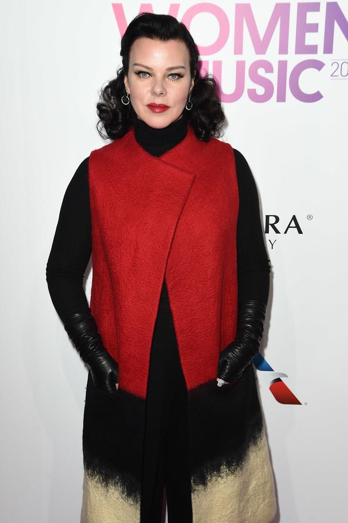 Debi Mazar - Billboard вручил награды лучшим женщинам 2016 года