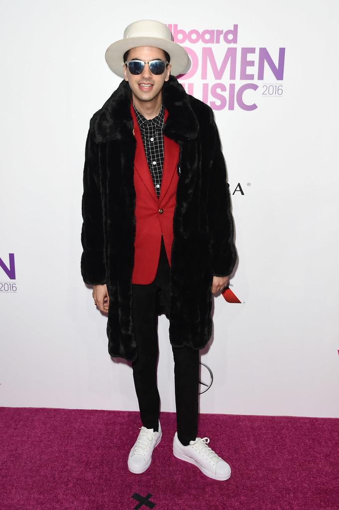 Dj Cassidy - Billboard вручил награды лучшим женщинам 2016 года