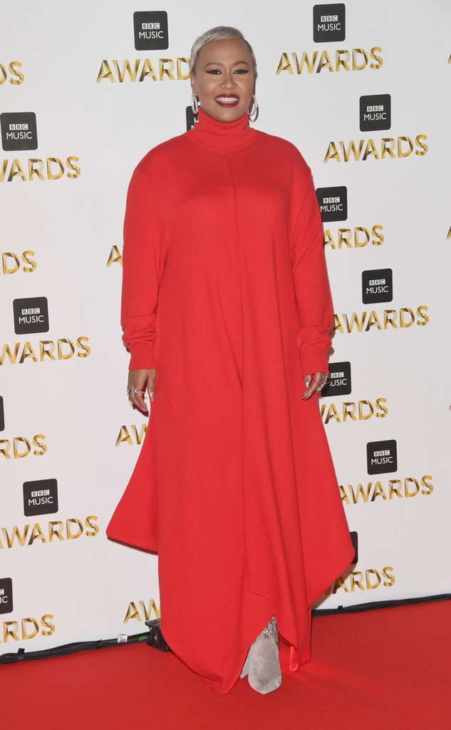 "Emeli Sande - В Британии прошла премия ""BBC Music Awards 2016"""