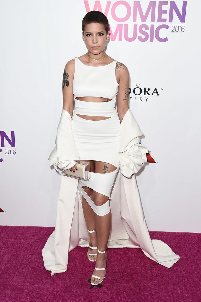 Halsey - Billboard вручил награды лучшим женщинам 2016 года