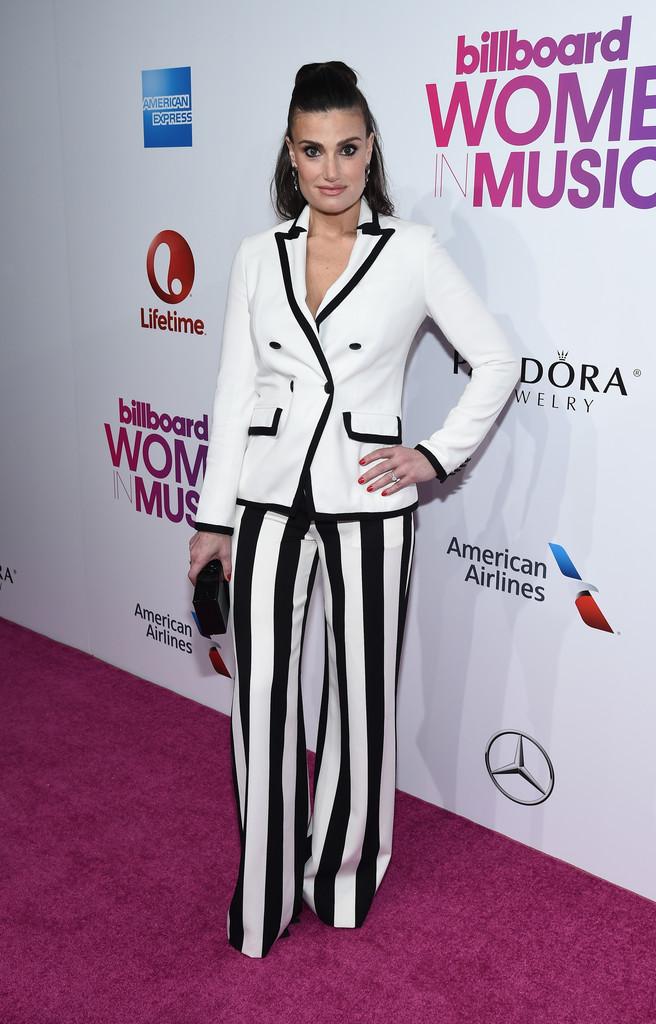 Idina Menzel - Billboard вручил награды лучшим женщинам 2016 года