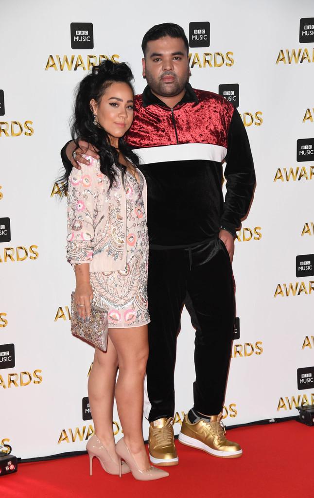 "Kyla and Naughty Boy - В Британии прошла премия ""BBC Music Awards 2016"""