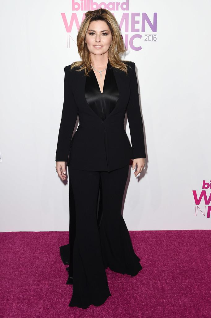Shania Twain - Billboard вручил награды лучшим женщинам 2016 года
