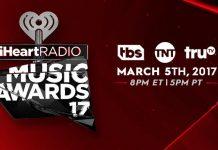 iHeartRadio Music Awards 2017: номинанты