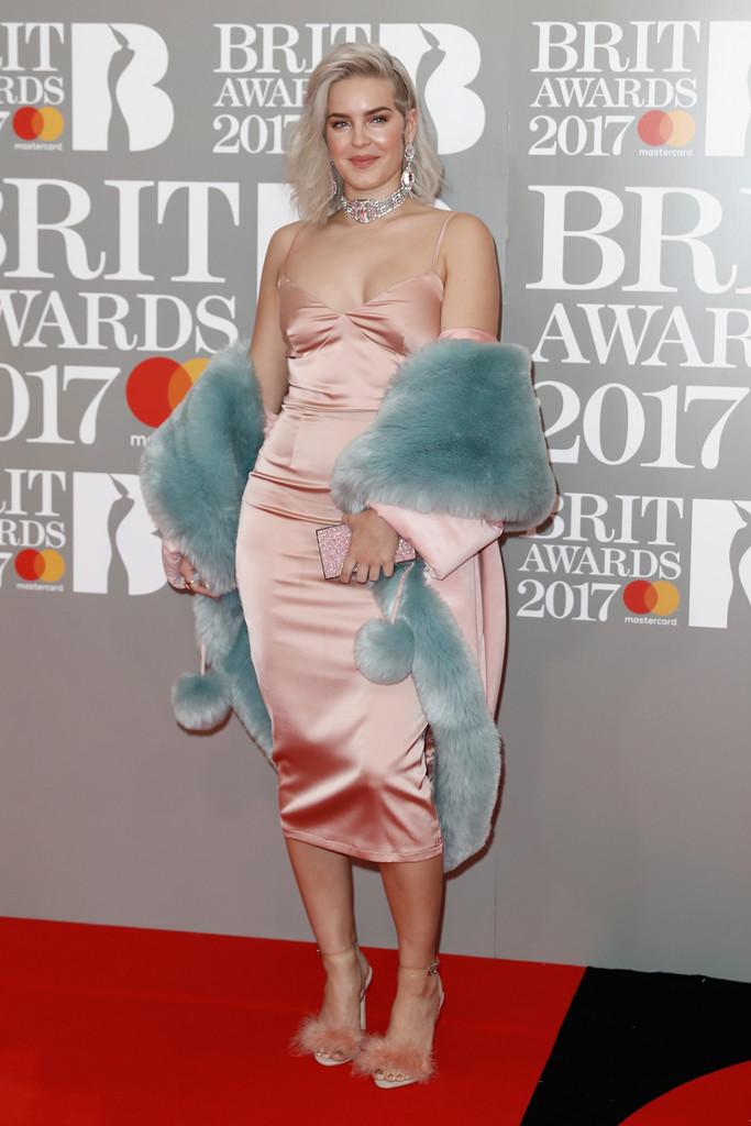 Anne Marie - BRIT Awards 2017: фотографии
