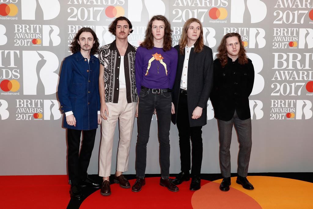 Blossoms - BRIT Awards 2017: фотографии