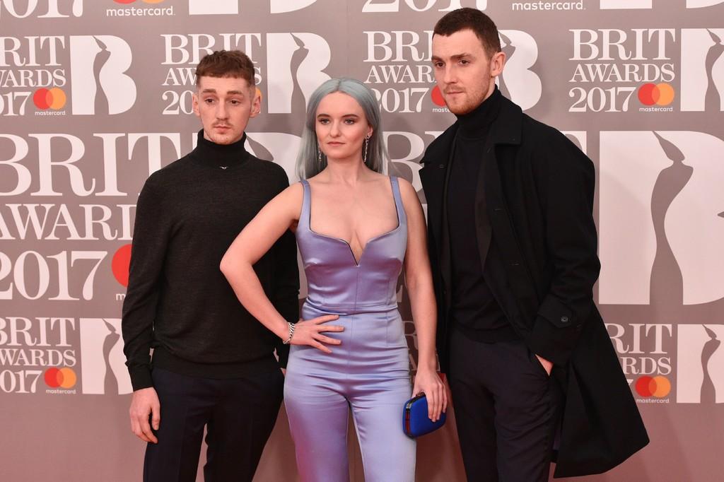 Clean Bandit - BRIT Awards 2017: фотографии