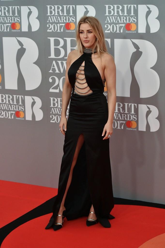 Ellie Goulding - BRIT Awards 2017: фотографии