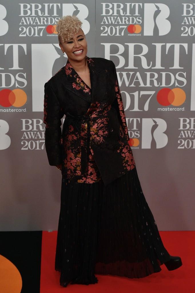 Emeli Sande - BRIT Awards 2017: фотографии