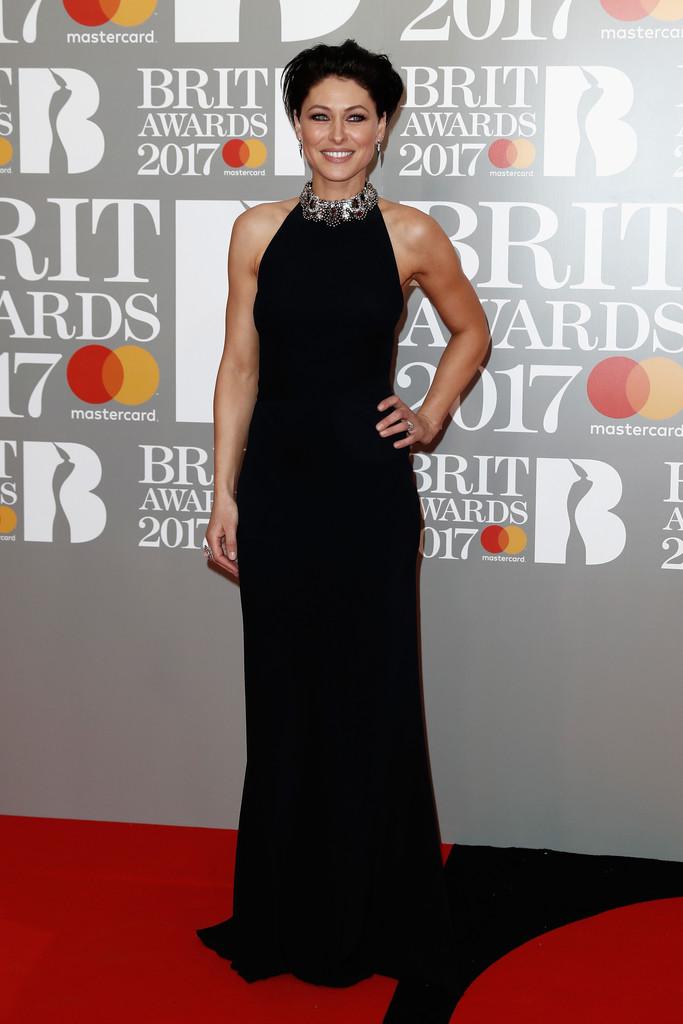 Emma Willis - BRIT Awards 2017: фотографии