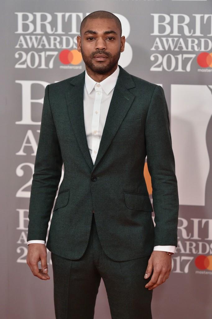 Kano - BRIT Awards 2017: фотографии