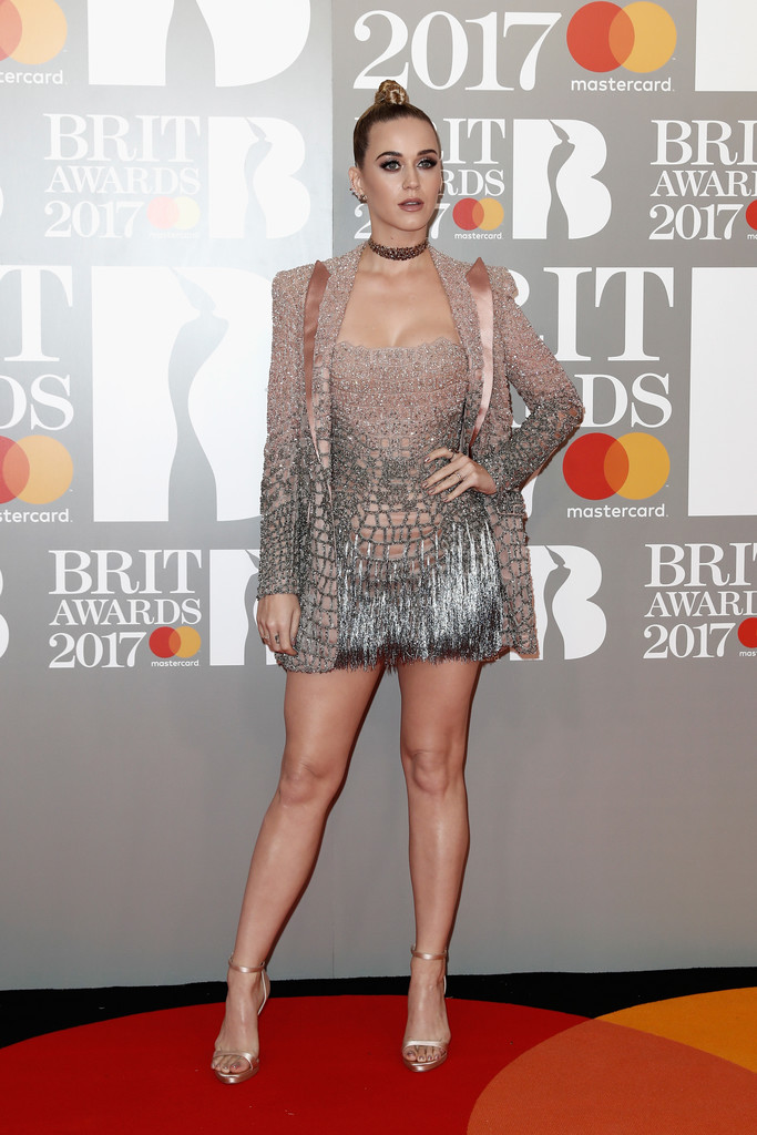 Katy Perry 3 - BRIT Awards 2017: фотографии