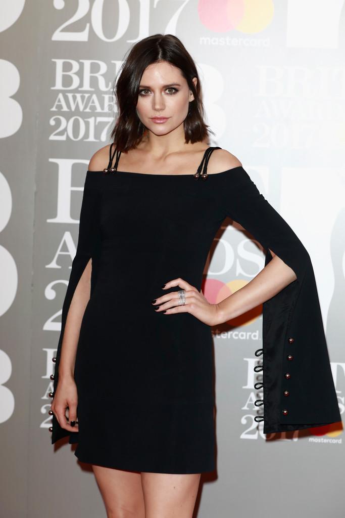 Lilah Parsons - BRIT Awards 2017: фотографии