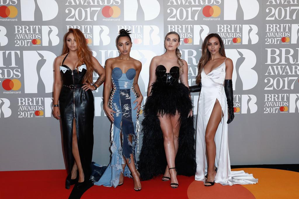 Little Mix - BRIT Awards 2017: фотографии