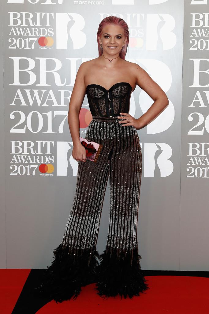 Louisa Johnson - BRIT Awards 2017: фотографии
