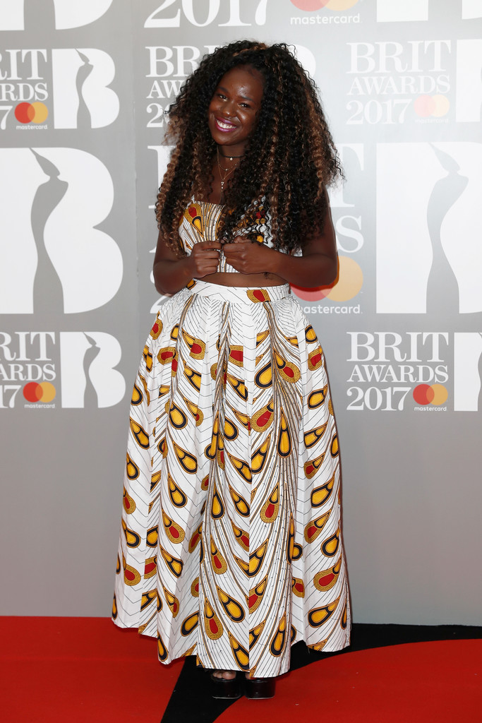 Nao - BRIT Awards 2017: фотографии