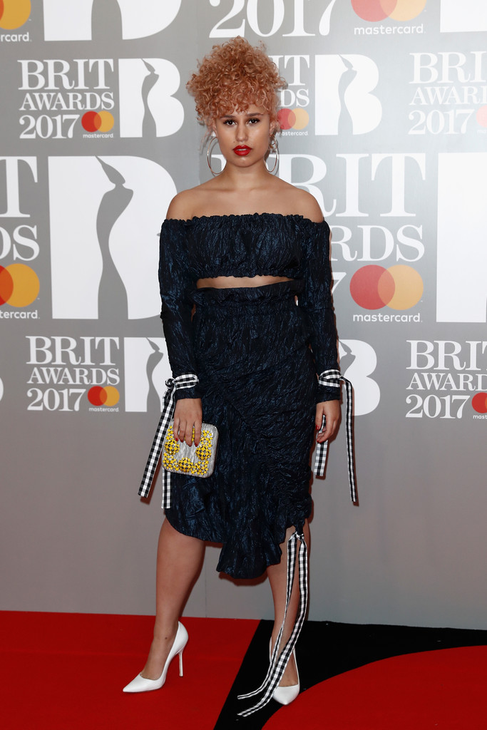 Raye - BRIT Awards 2017: фотографии