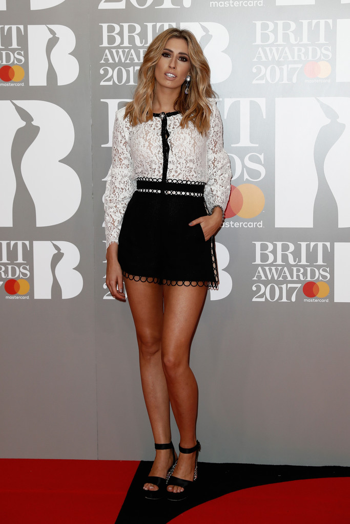 Stacey Solomon - BRIT Awards 2017: фотографии