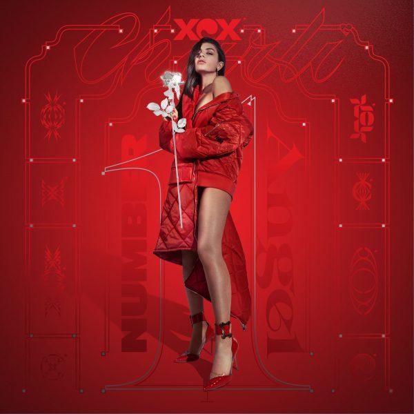 Charli XCX Number 1 Angel 600x600 - Charli XCX - Number 1 Angel (Mixtape)