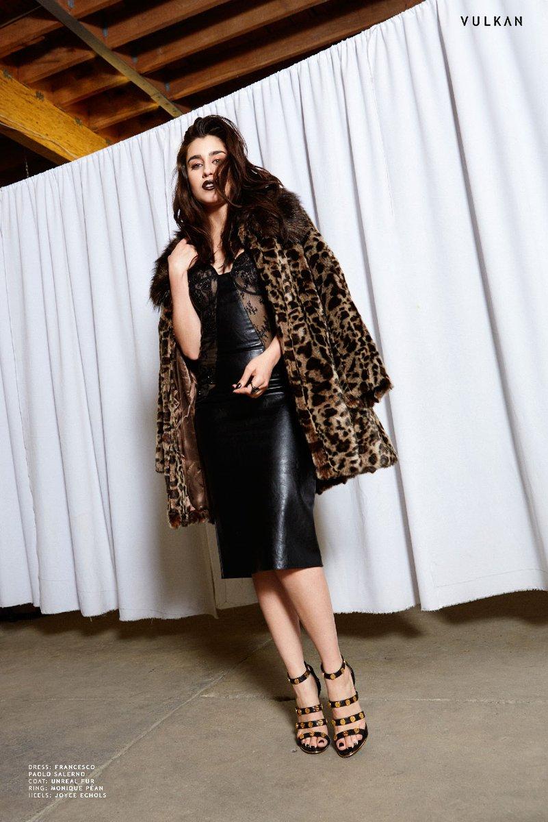 Lauren Jauregui VULKAN 2 - Фото: Лорен Хурэги для журнала VULKAN