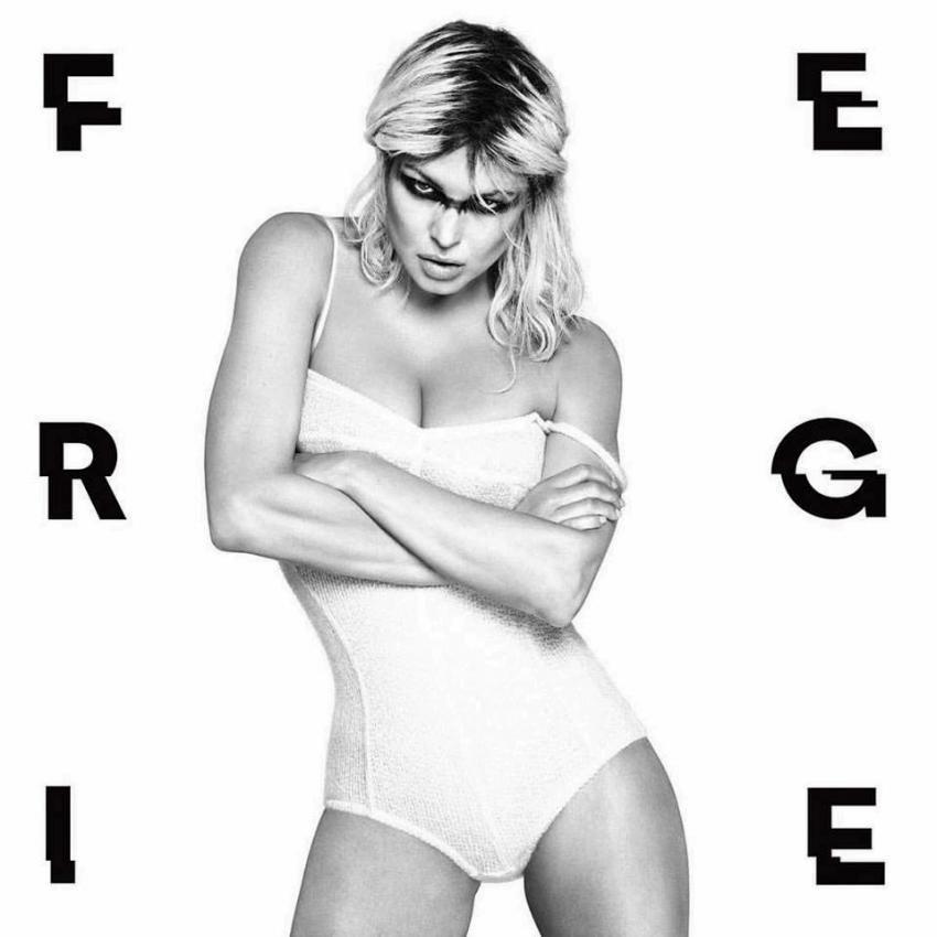 """Fergie Double Dutchess - Ферги показала обложку альбома """"Double Dutchess"""""""