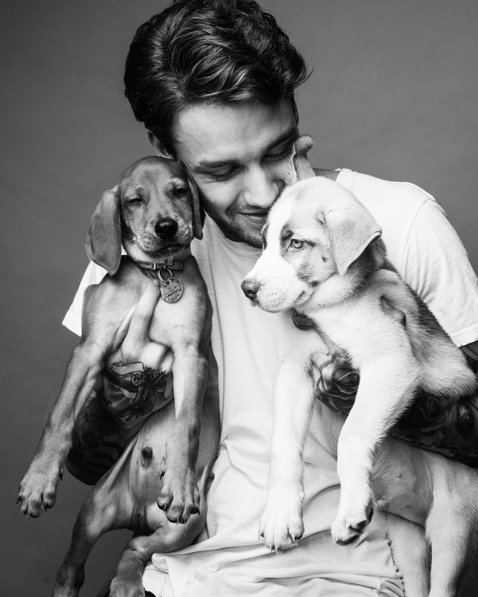 Liam Payne for Buzzfeed 3 - Фото: Лиам Пейн для BuzzFeed