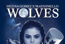 Фото: Селена Гомес на съемках клипа «Wolves»