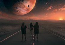Клип: SEREBRO — В космосе