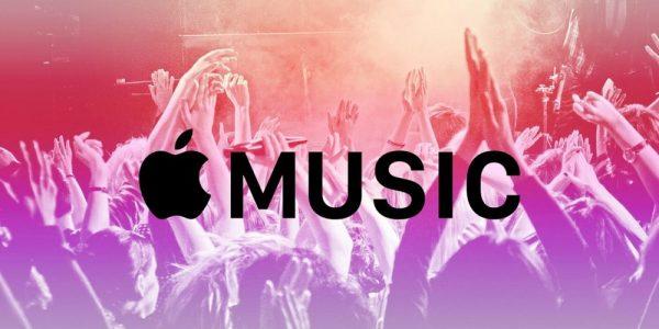apple music 600x300 - Топ-20 лучших песен и альбомов 2017 года на Apple Music
