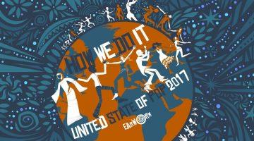 DJ Earworm Mashup— United State of Pop 2017 (How We Do It)