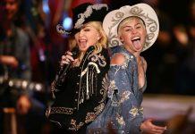 Miley Cyrus— Like Madonna [фрагмент песни]
