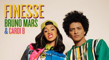 Bruno Mars feat. Cardi B — Finesse (Remix)