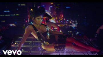 Клип: Nicki Minaj— Chun-Li