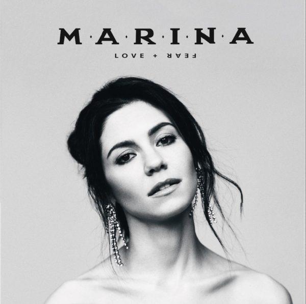 Marina Love and Fear Deluxe 600x597 - MARINA - LOVE + FEAR (Album)