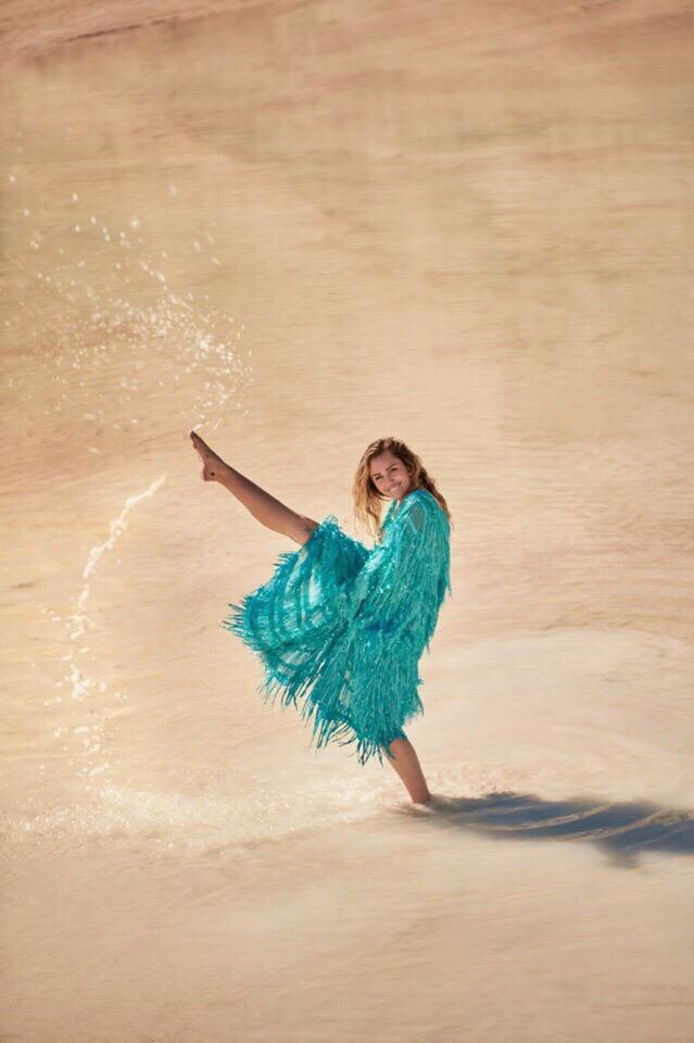 Фото: Майли Сайрус для журнала Vanity Fair