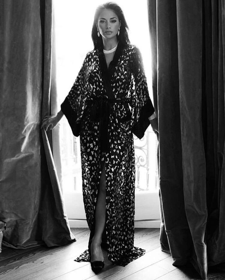 Фото: Николь Шерзингер для журнала Velvet