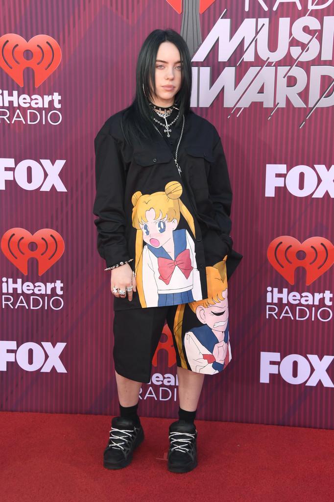 Billie Eilish - iHeartRadio Music Awards 2019: фотографии