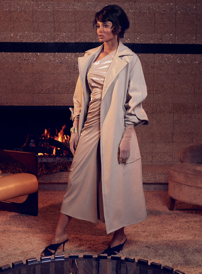 Ciara InStyle 4 - Фото: Сиара для InStyle