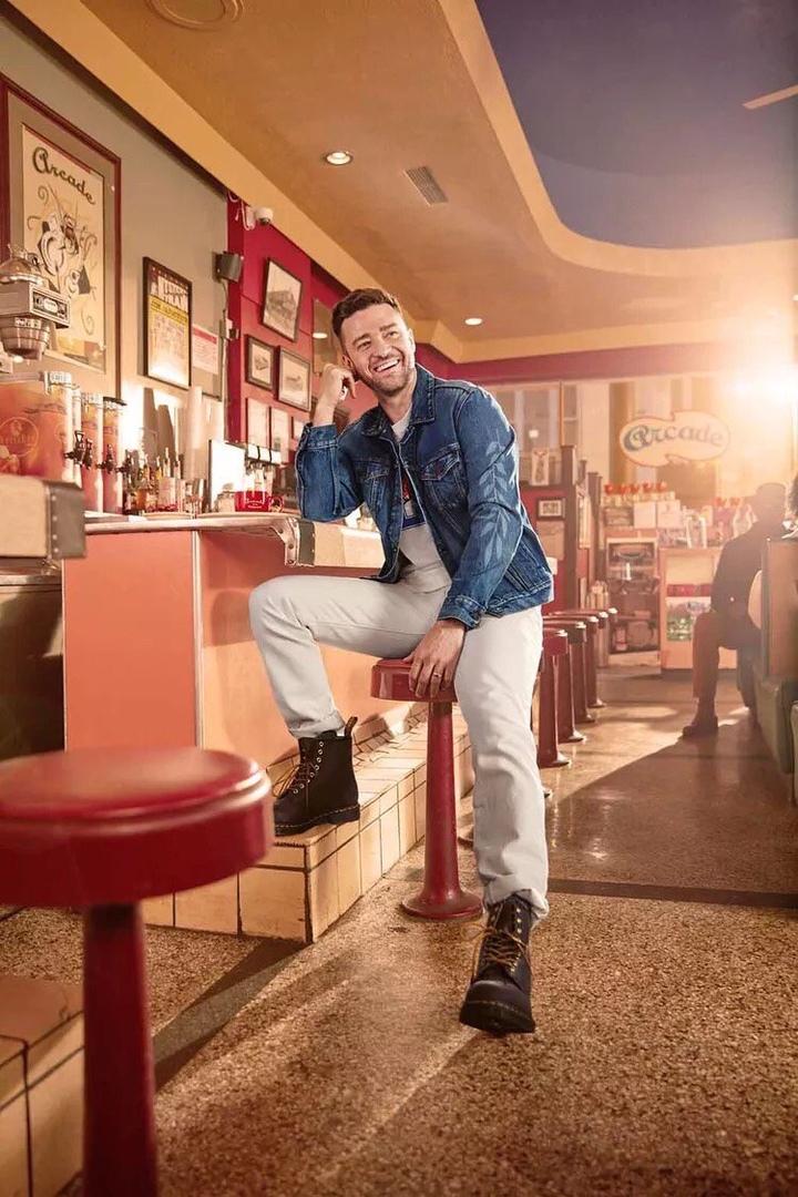 Фото: Джастин Тимберлейк для Levi's