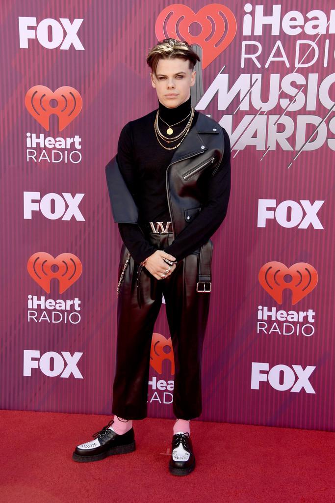 Yungblud - iHeartRadio Music Awards 2019: фотографии