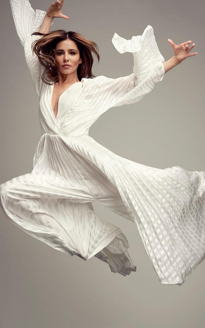 Фото: Шерил в журнале Stella Magazine